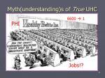 myth understanding s of true uhc24