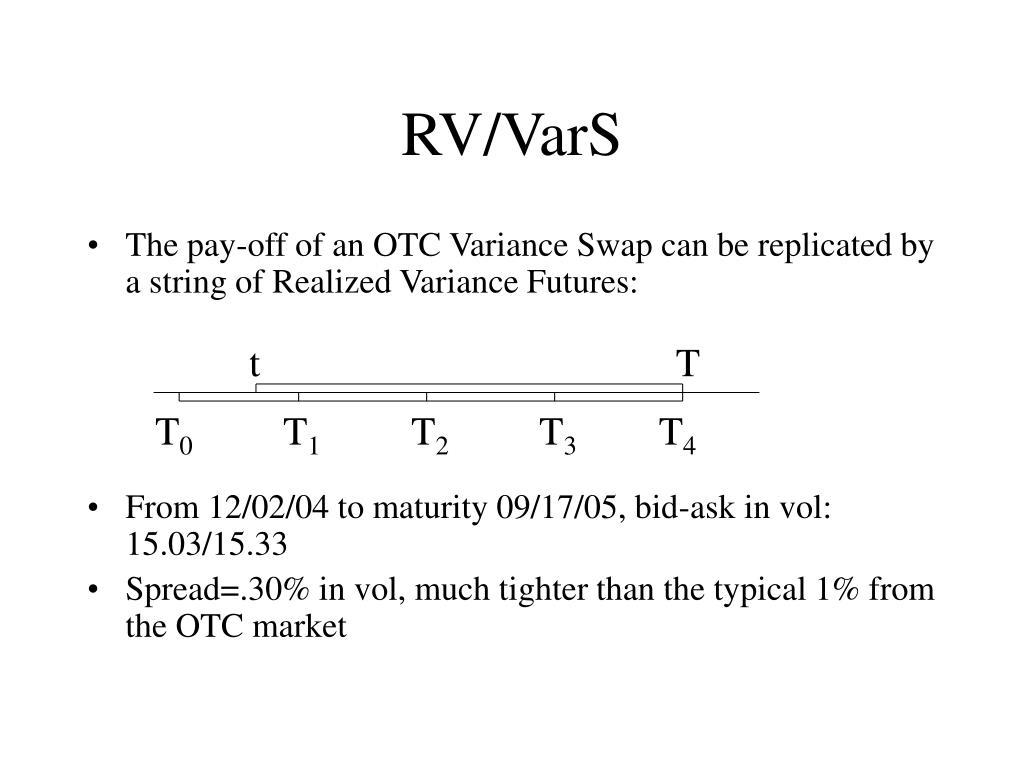 RV/VarS