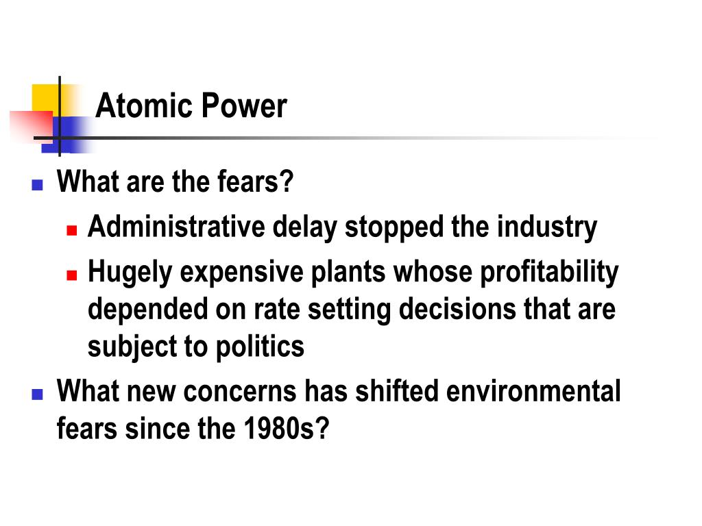 Atomic Power