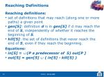 reaching definitions2