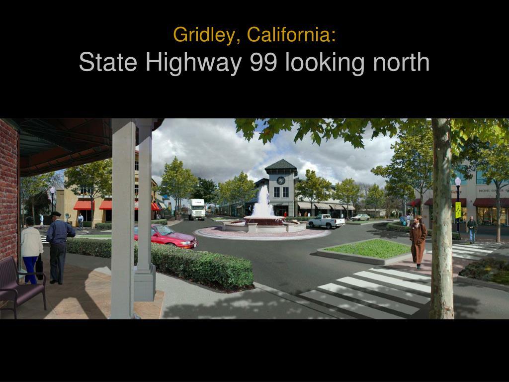 Gridley, California: