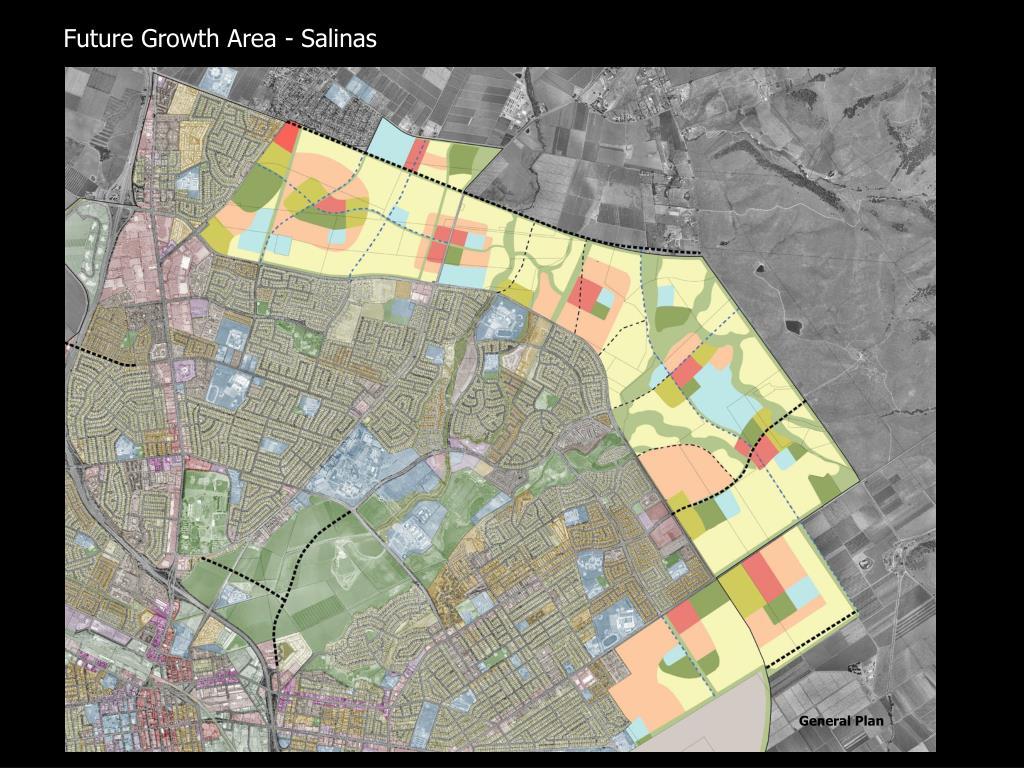 Future Growth Area - Salinas