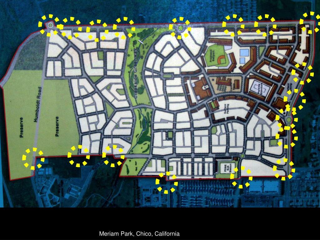 Meriam Park, Chico, California