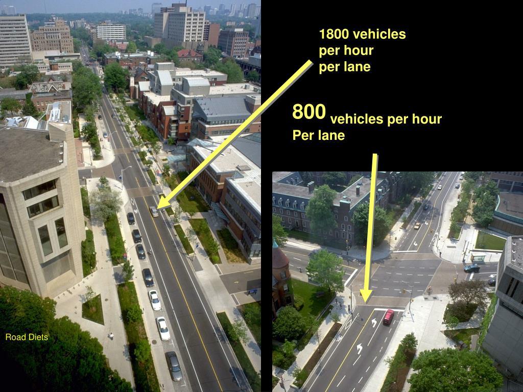 1800 vehicles