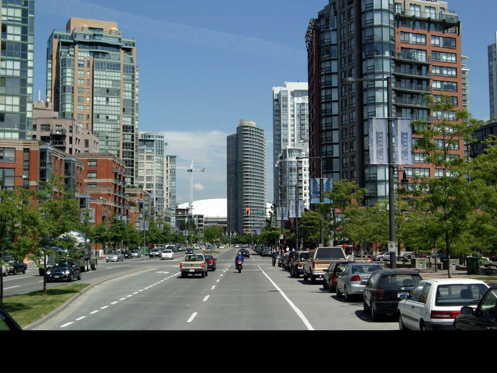 Pacific Boulevard, Vancouver, B.C.