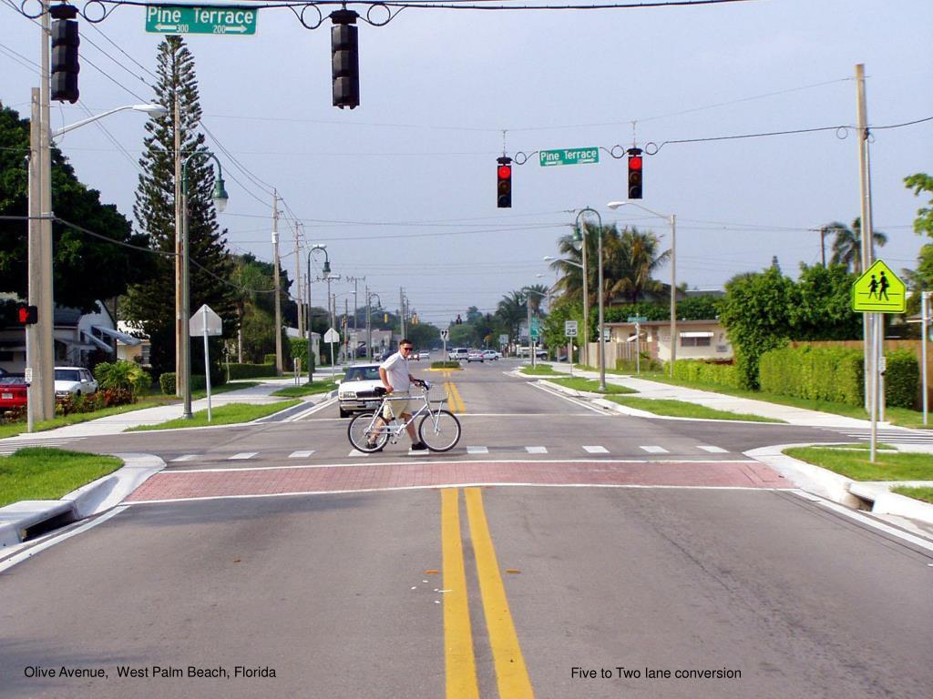 Olive Avenue,  West Palm Beach, Florida
