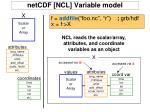 netcdf ncl variable model33