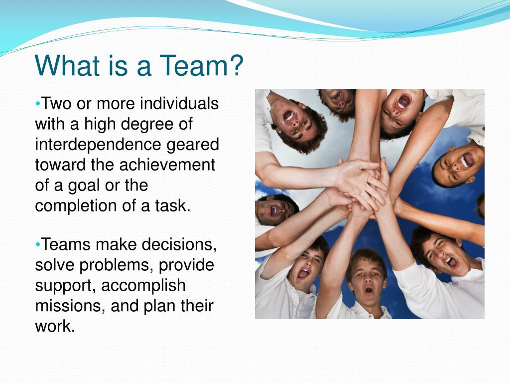 What is a Team?