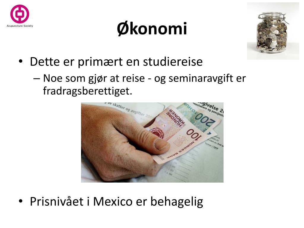 Økonomi