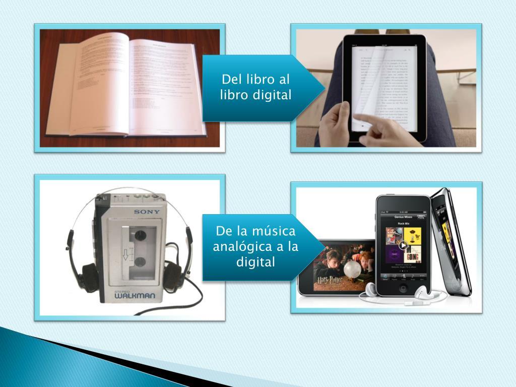Del libro al libro digital