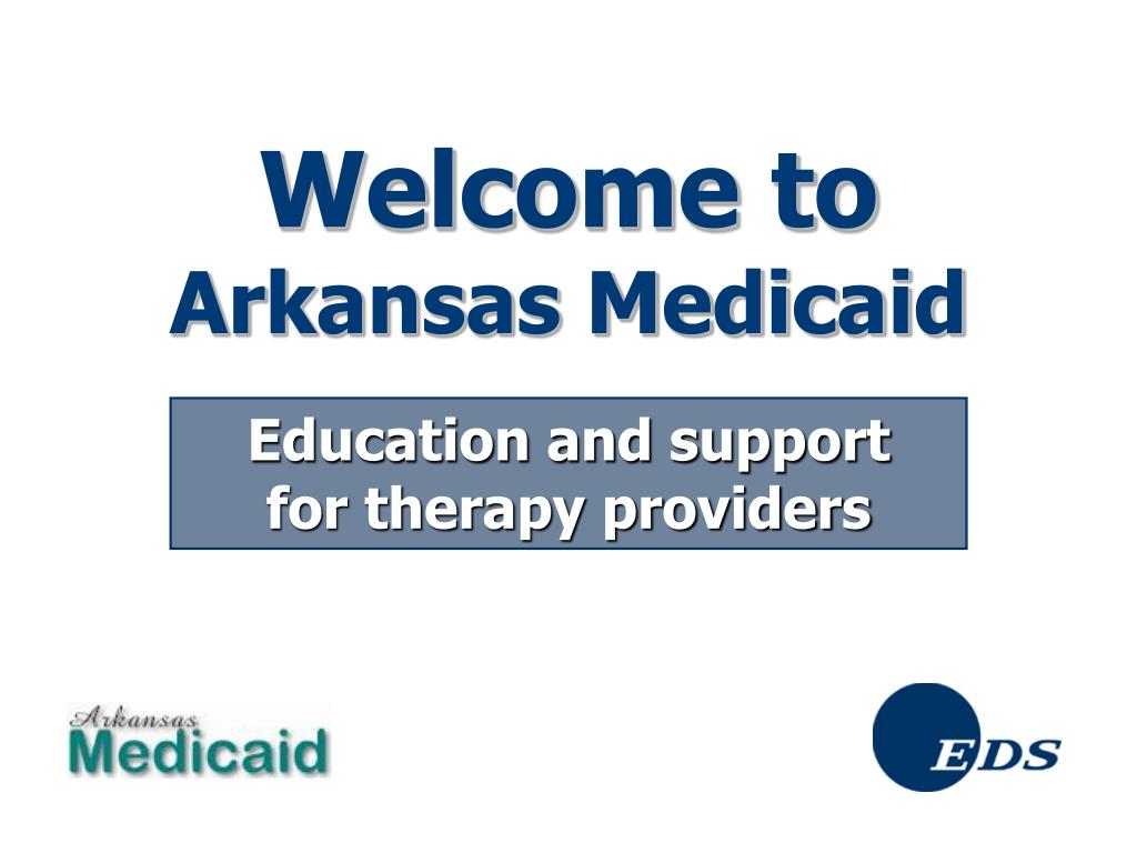 welcome to arkansas medicaid l.