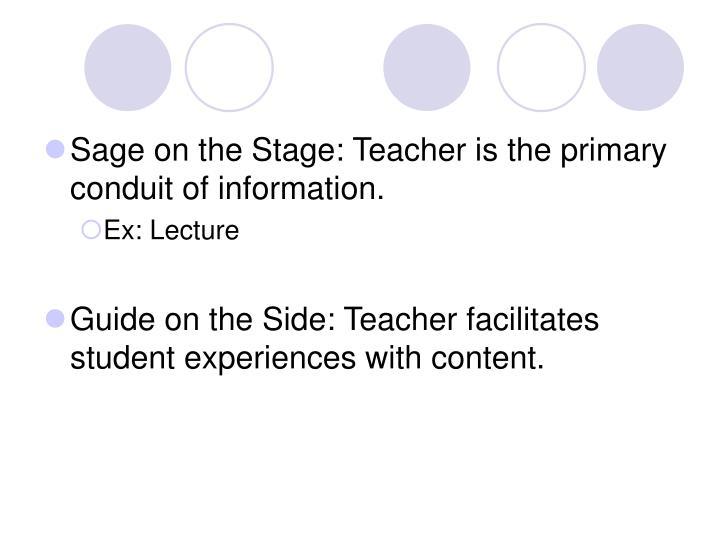 Ppt Teacher Centered Instruction Vs Student Centered Instruction