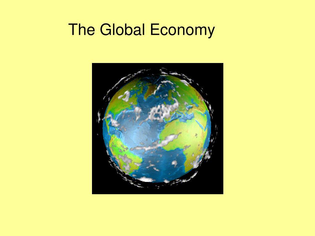 the global economy l.