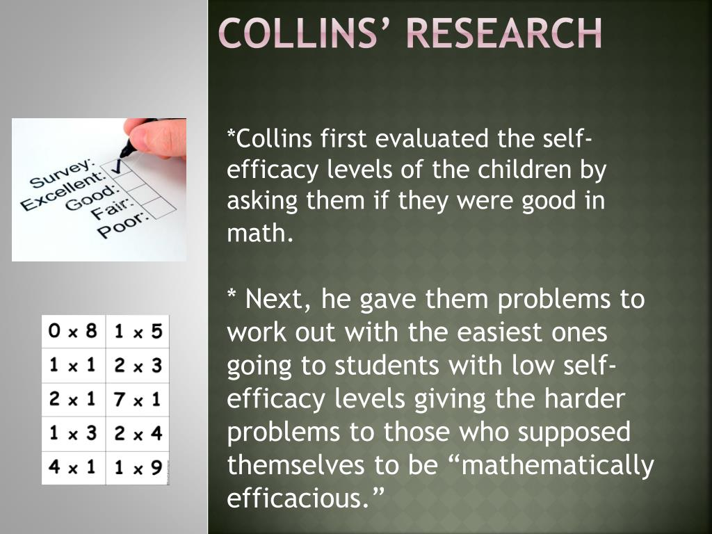 Collins' Research