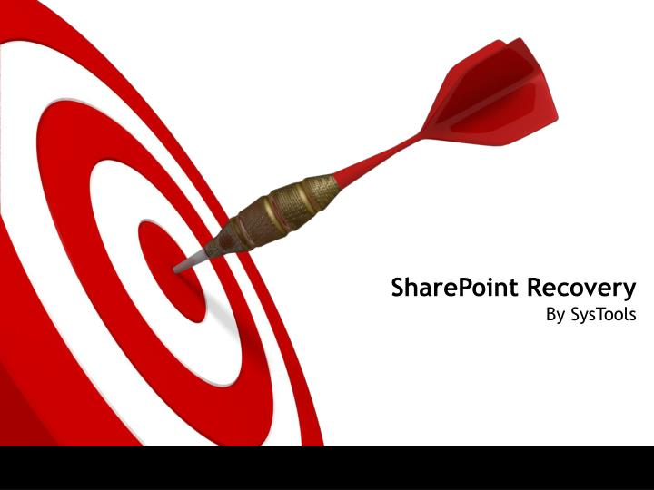 sharepoint recovery n.