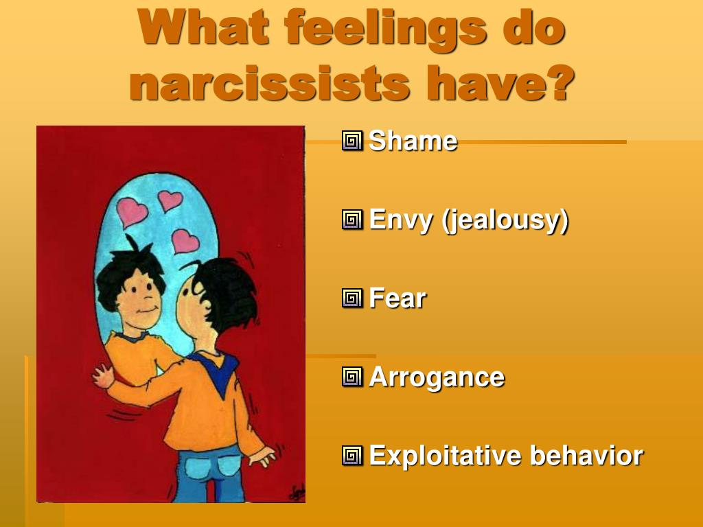 PPT - Egomania - Narcissistic Personality Disorder