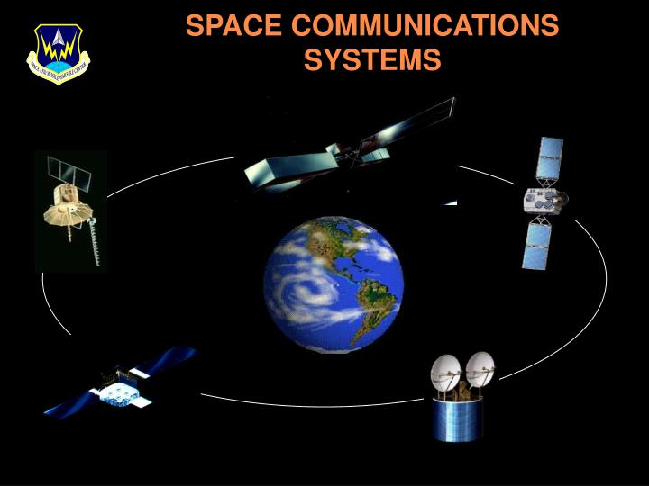 space communications systems n.