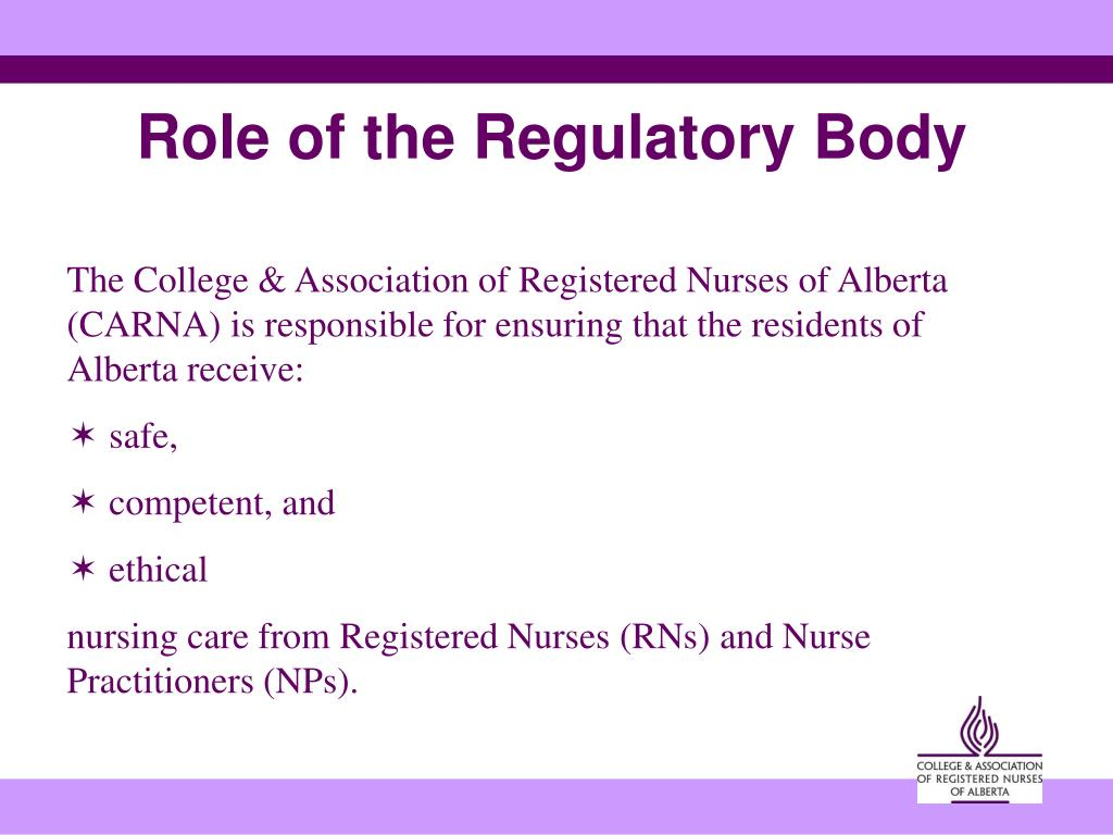 role of the rn