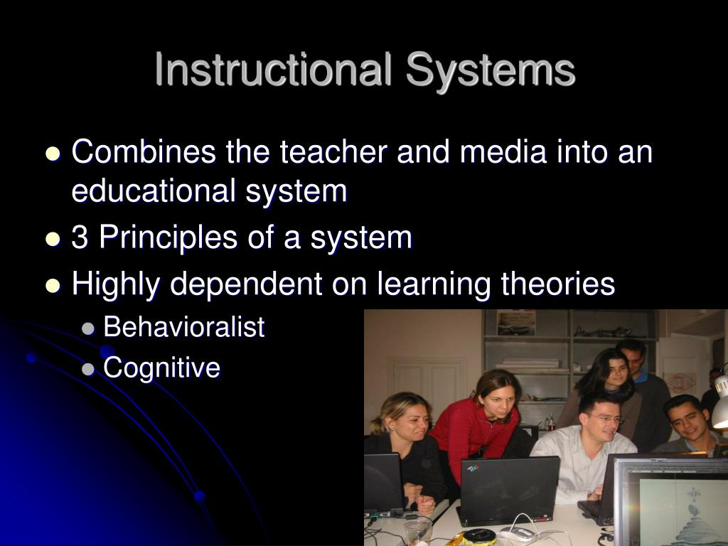 Instructional Systems