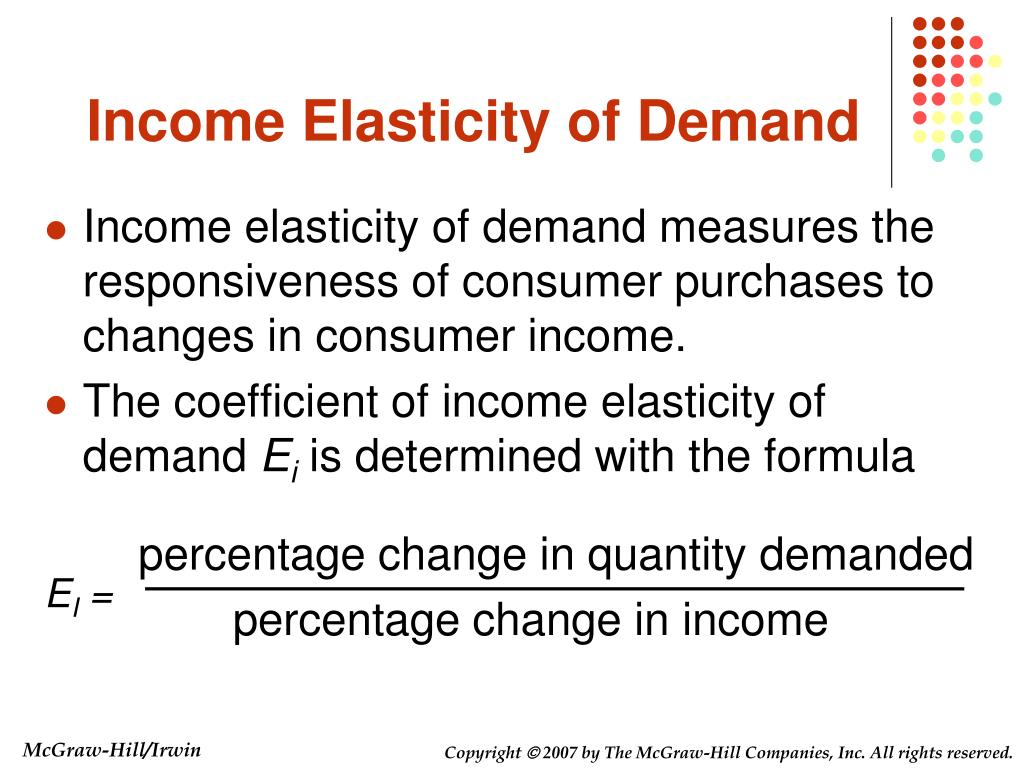 Ppt Chapter 4 Elasticity Of Demand And Supply Powerpoint