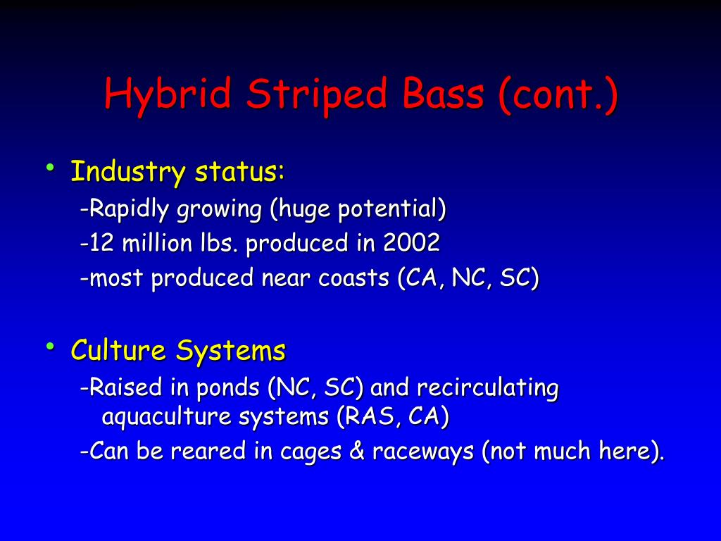 PPT - Aquaculture PowerPoint Presentation - ID:296578