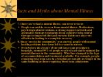 facts and myths about mental illness27