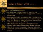 indian mha 1987 contd39