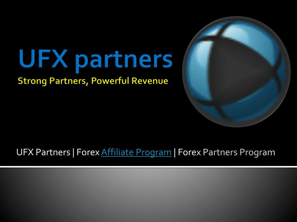 ufx partners forex affiliate program forex partners program l.