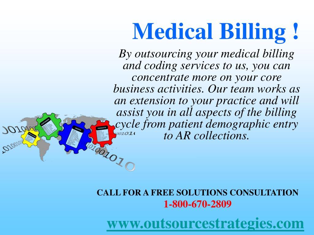 Medical Billing !