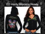 ed hardy womens hoody2