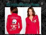 ed hardy womens hoody3