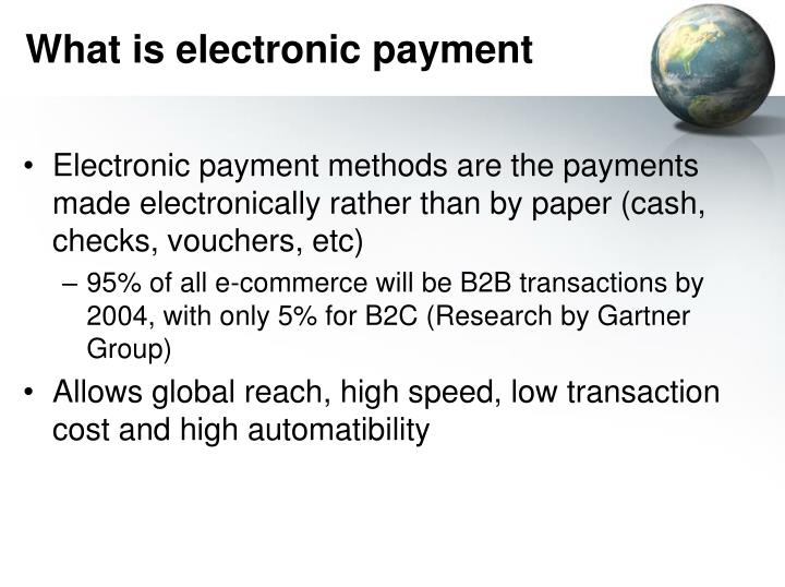 research paper on electronic payment systems Ikp secure electronic payment system mihir bellare, juan a  abstract| this  paper discusses the design, implementa- tion and deployment of a  and  payment providers work was done while all authors were with the ibm research  di.