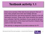 textbook activity 1 1