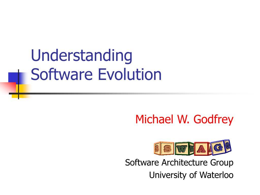 understanding software evolution l.