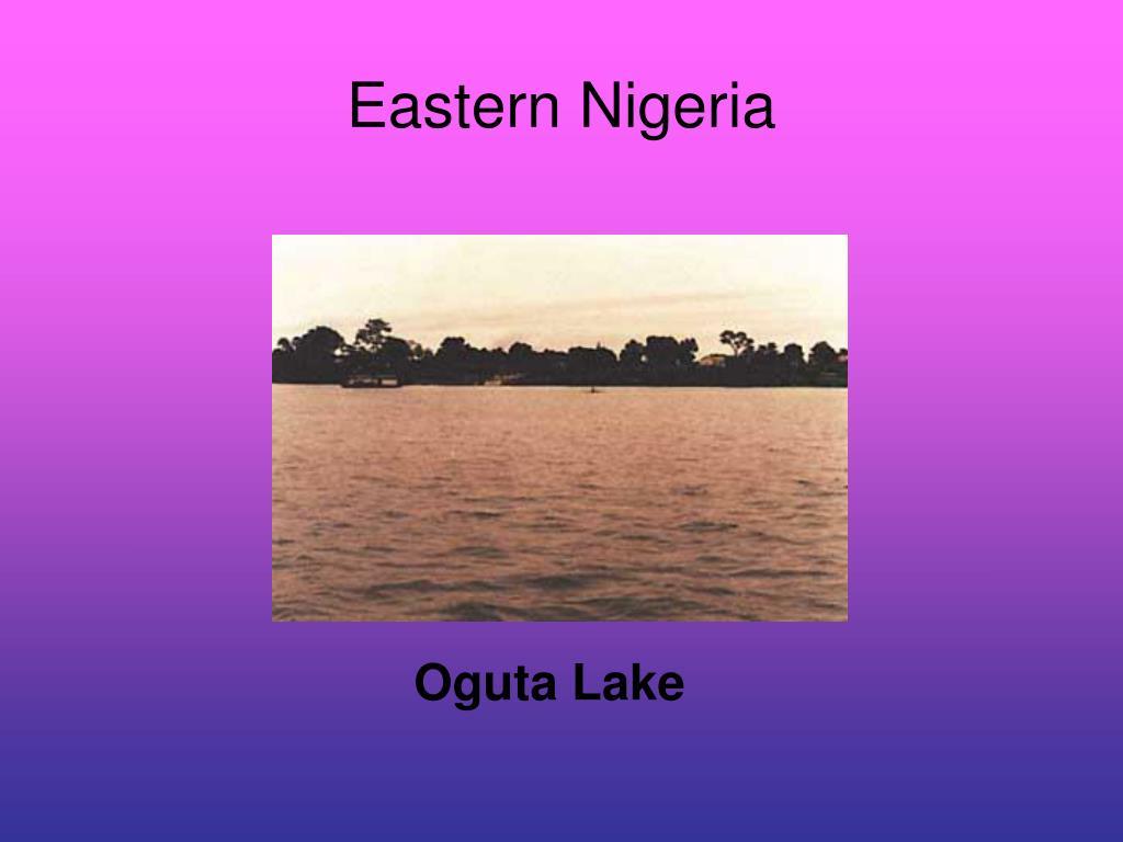 Eastern Nigeria