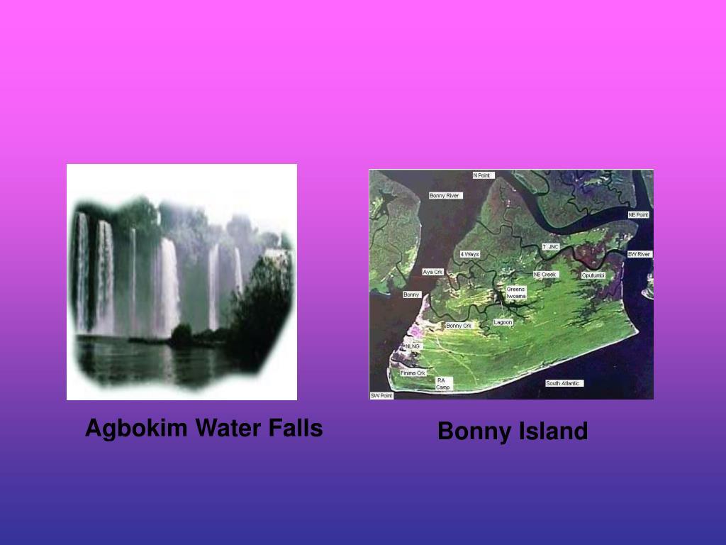 Agbokim Water Falls
