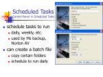 scheduled tasks control panel scheduled tasks