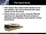 the hard drive1