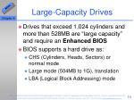 large capacity drives