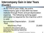 intercompany gain in later years contd88