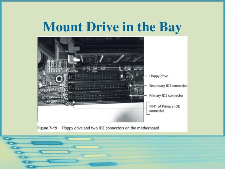 Mount Drive in the Bay