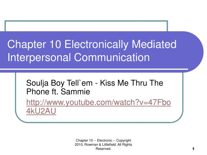 interpersonal communication powerpoint presentation Interpersonal communication 10 tips to communicate effectively with teams posted on september 19, 2013 (september 14, 2013) communication has always been listed as one of the areas which.