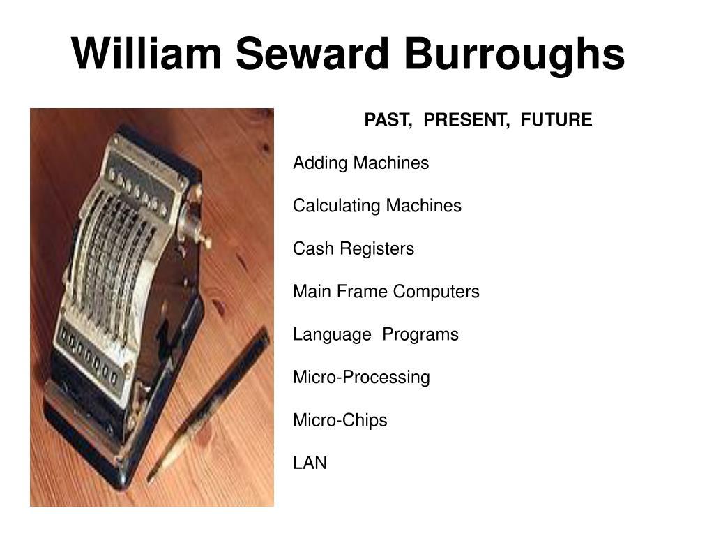 William Seward Burroughs