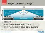 target lumens garage19