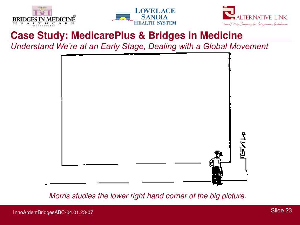 Case Study: MedicarePlus & Bridges in Medicine