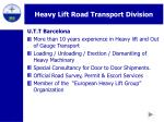 heavy lift road transport division16
