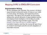 mapping ovrc to english curriculum5