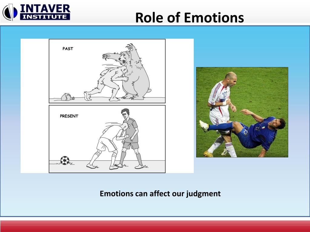 role of emotions essay Emotions and communication it may be inappropriate within the social context based on your role ineffective expressions of emotions: a.