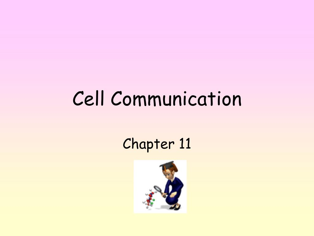 cell communication l.