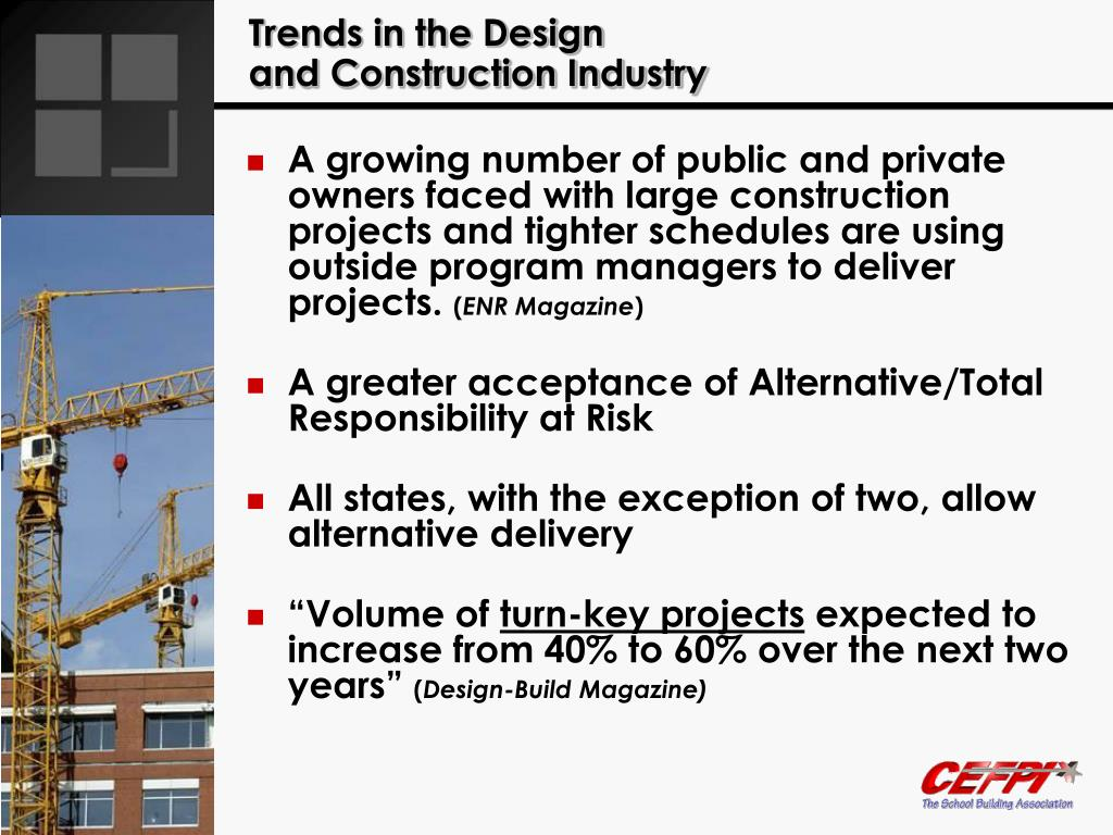 Trends in the Design